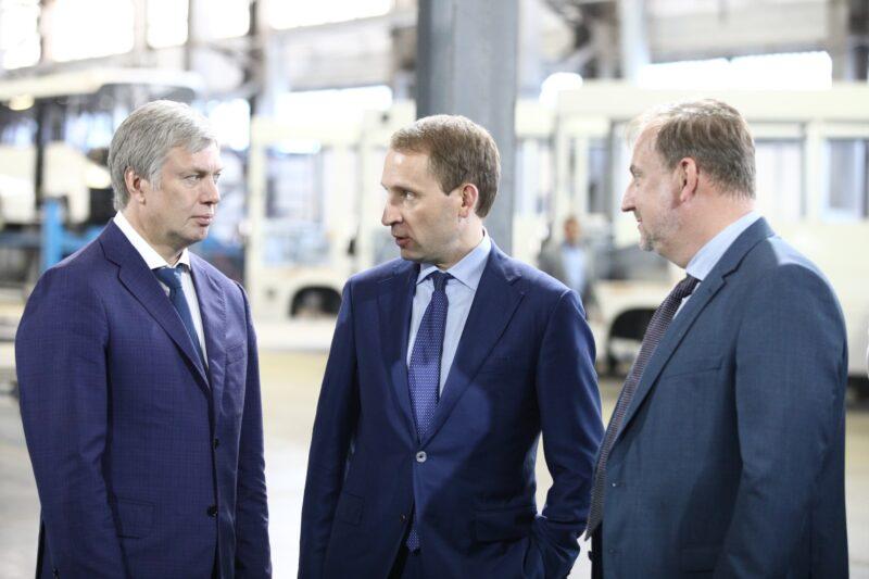 Межрегиональная кооперация в действии: автобусы «СИМАЗ» планируют поставлять в рамках проекта «Чистый воздух»