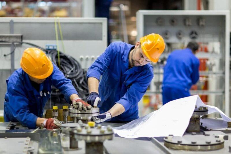 Росстат сообщил о восстановлении объемов промышленного производства
