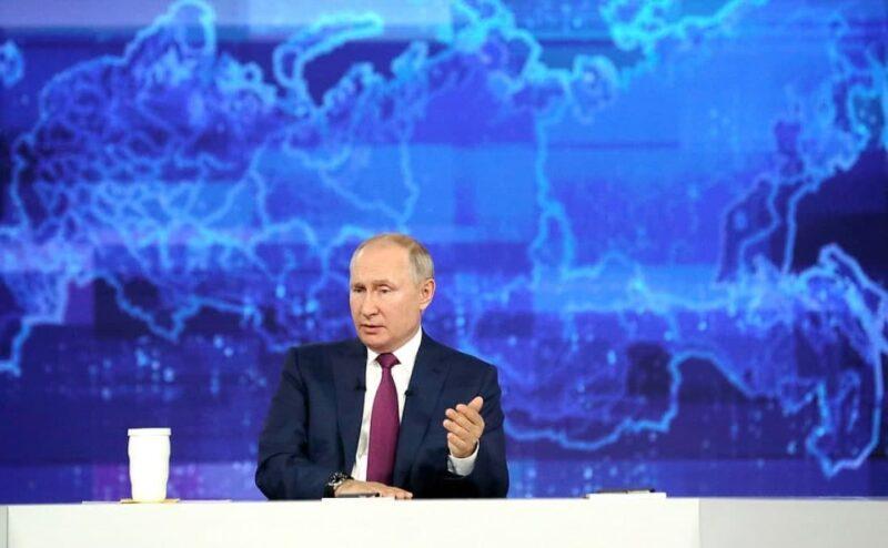 Прямая линия 2021: Владимир Путин пояснил, почему дорожают стройматериалы