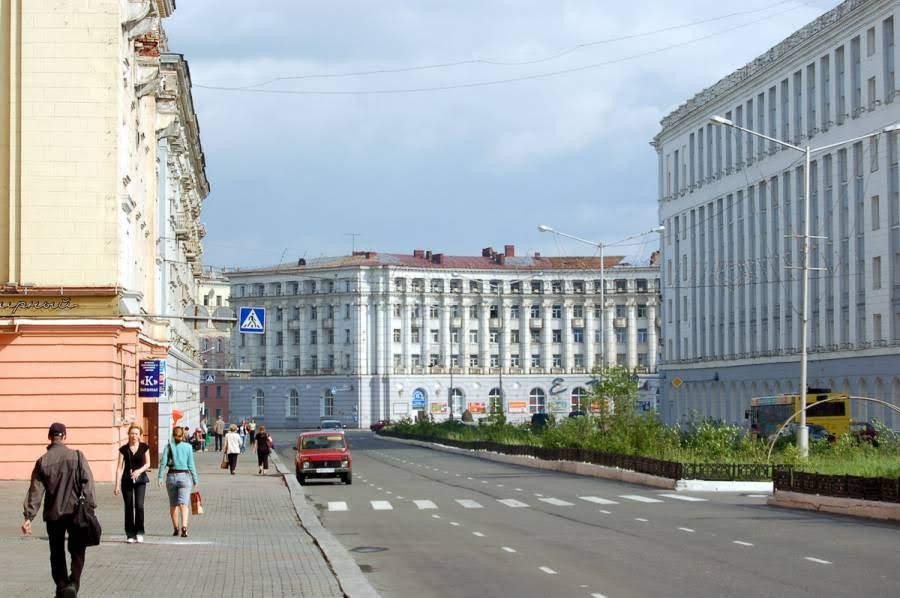 Изменением облика Норильска займутся победители международного архитектурного конкурса