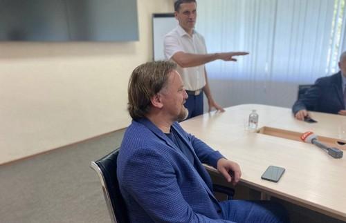 Дмитрий Булыкин поддержал предпринимателей Хабаровска и выступил в защиту многодетных семей