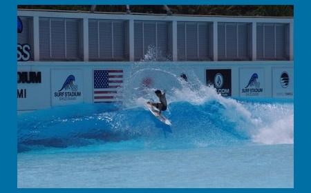 PerfectSwell® становится тренировочной базой олимпийских сборных США и Японии по серфингу
