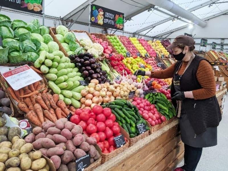 В Госдуме предложили меры для снижения цен на продукты из «борщевого набора»