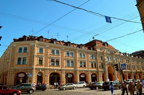 Администрация Петербурга проигнорировала потенциальных инвесторов Апраксина двора