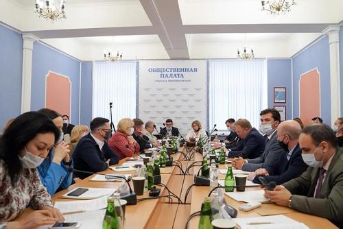 Александр Закондырин одобрил работу «Норникеля» по улучшению экологической обстановки в Красноярском крае