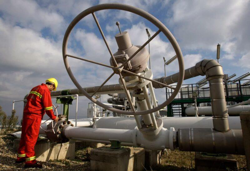 Оператор «Северного потока–2» сообщил о закачке топлива в газомагистраль