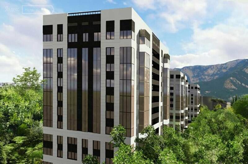Продолжается реализация квартир в ЖК ЯлтаПарк рядом с Массандровским парком