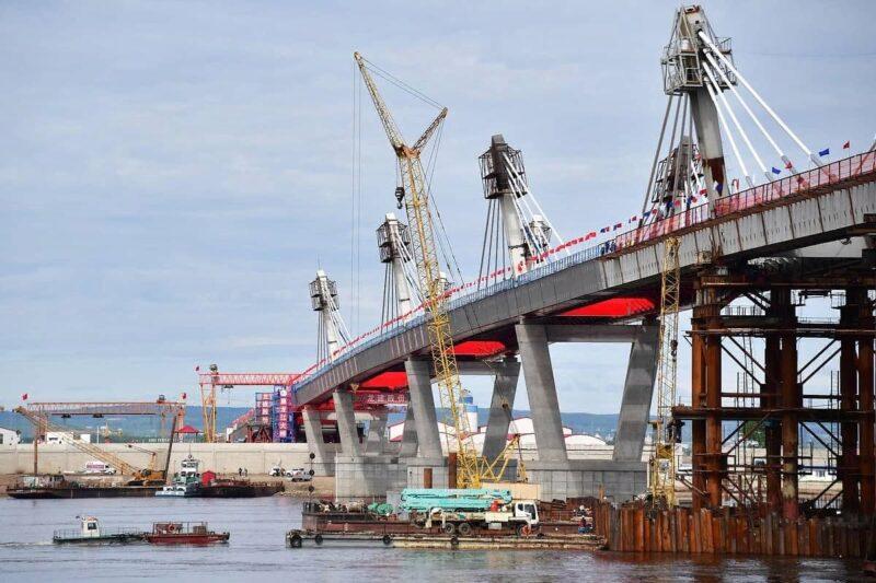 Россия и Китай сообщили о завершении мегапроекта