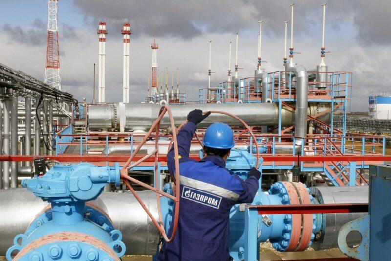 ВЭБ.РФ выделит 445 млрд рублей на мегапроект «Газпрома»