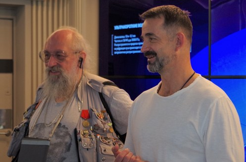 Вассерман и Певцов заявили о совпадении взглядов на пенсионную реформу