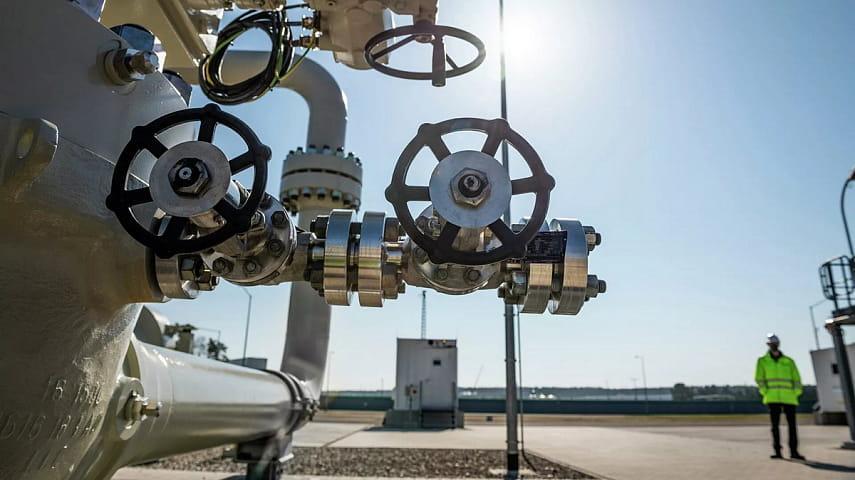 Цена российского газа обновила исторический рекорд в Европе