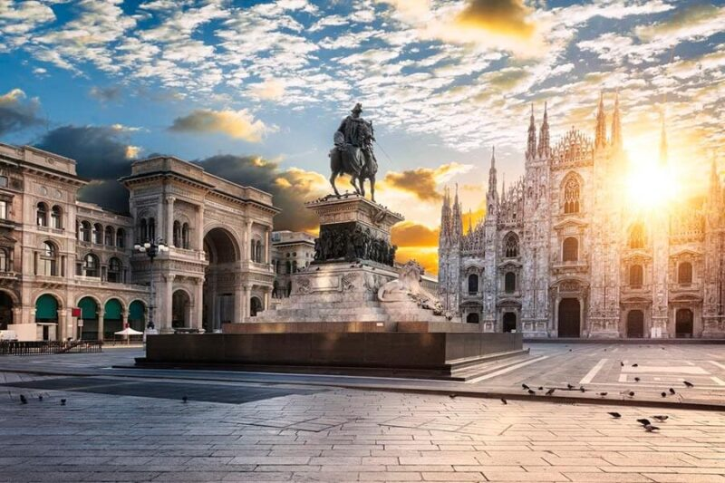 Пожар в Милане: почему в Европе горят многоэтажки?