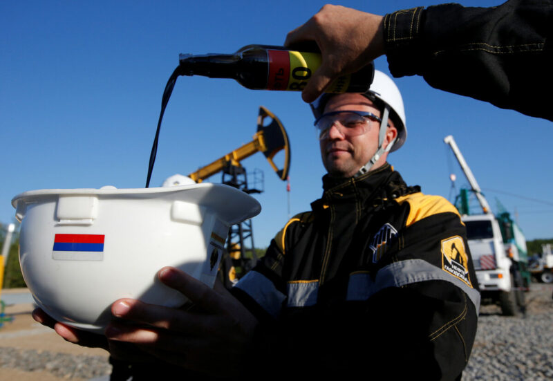 Эксперты: стоимость нефти Brent может взлететь из-за дефицита газа в Европе