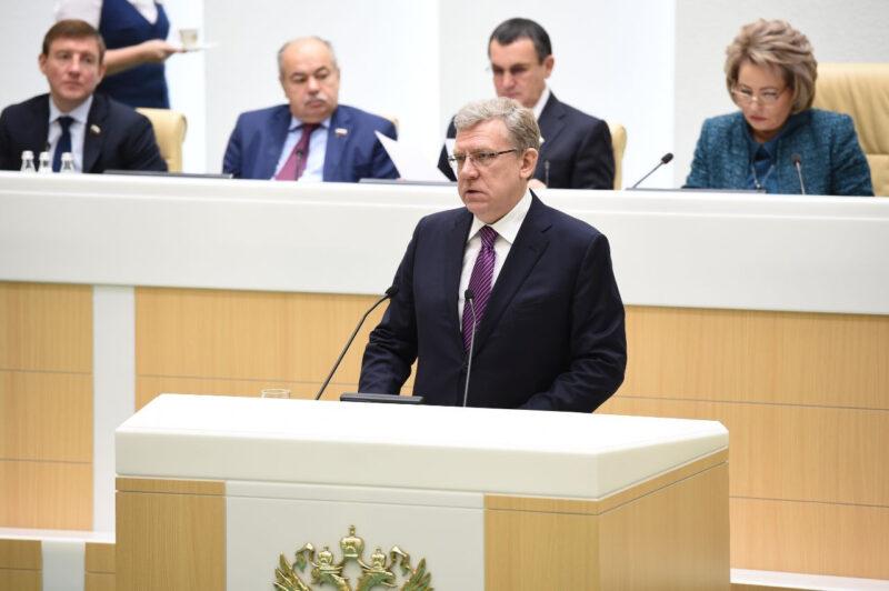 Кудрин призвал «отвязывать» экономику России от нефтегазовых доходов