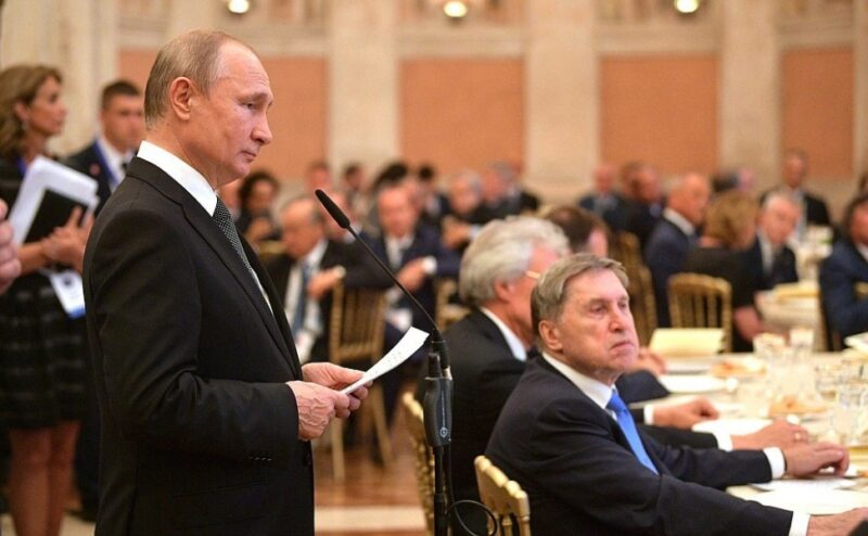 Путин охарактеризовал ситуацию на энергорынке Евросоюза