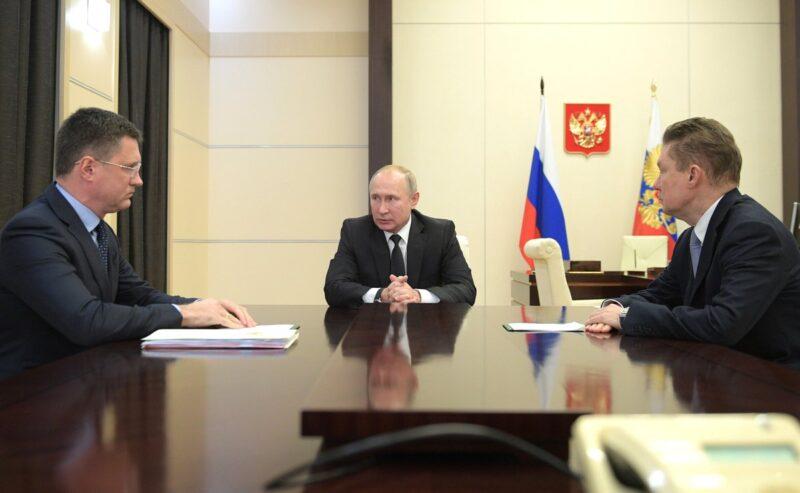 Новак: Россия способна охладить энергетические рынки Европы