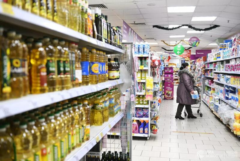 Мишустин: к ценам на продукты очень много вопросов