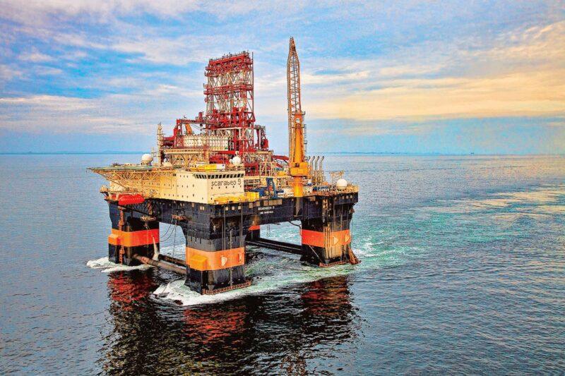 «Роснефть» пробурила первые в мире скважины в море Лаптевых