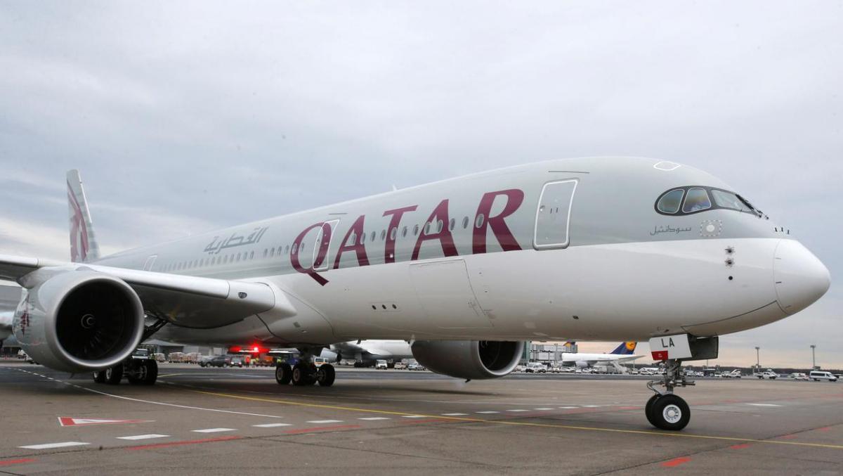 Airbus A350 : Qatar Airways en cloue treize au sol