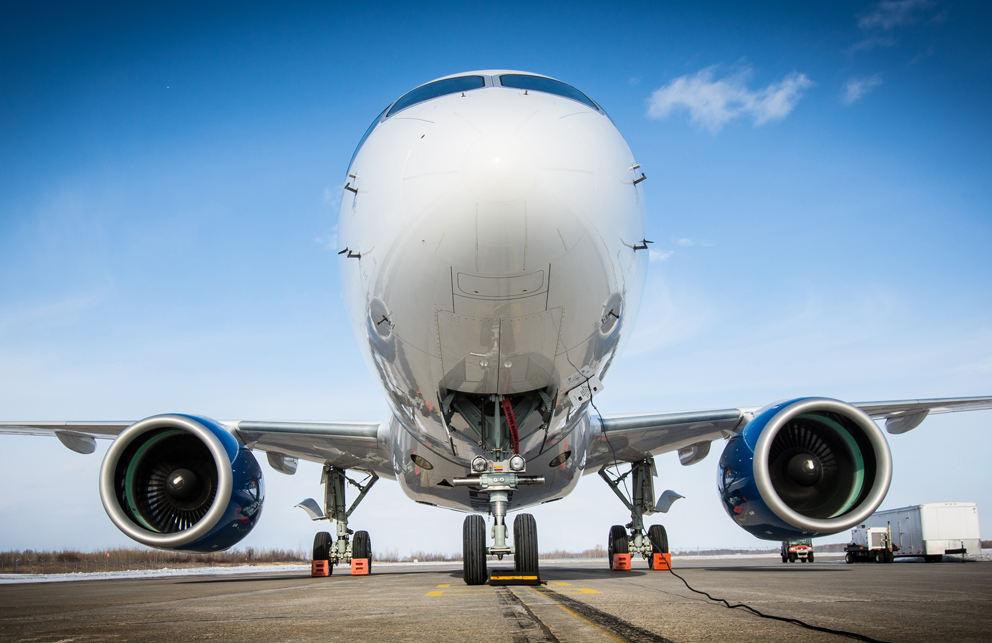 Korean Air doit réceptionner 7 Bombardier CSeries en 2017