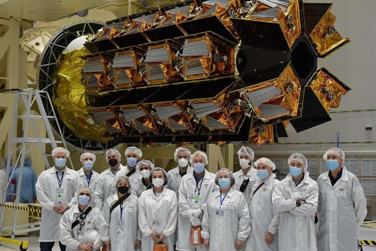 Missionnaires d'Arianespace au cosmodrome de Vostotchny