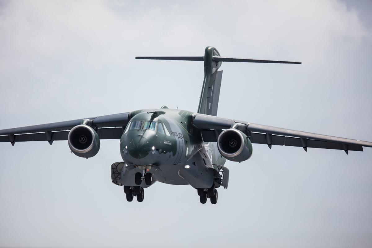 Le Portugal commande des Embraer KC-390