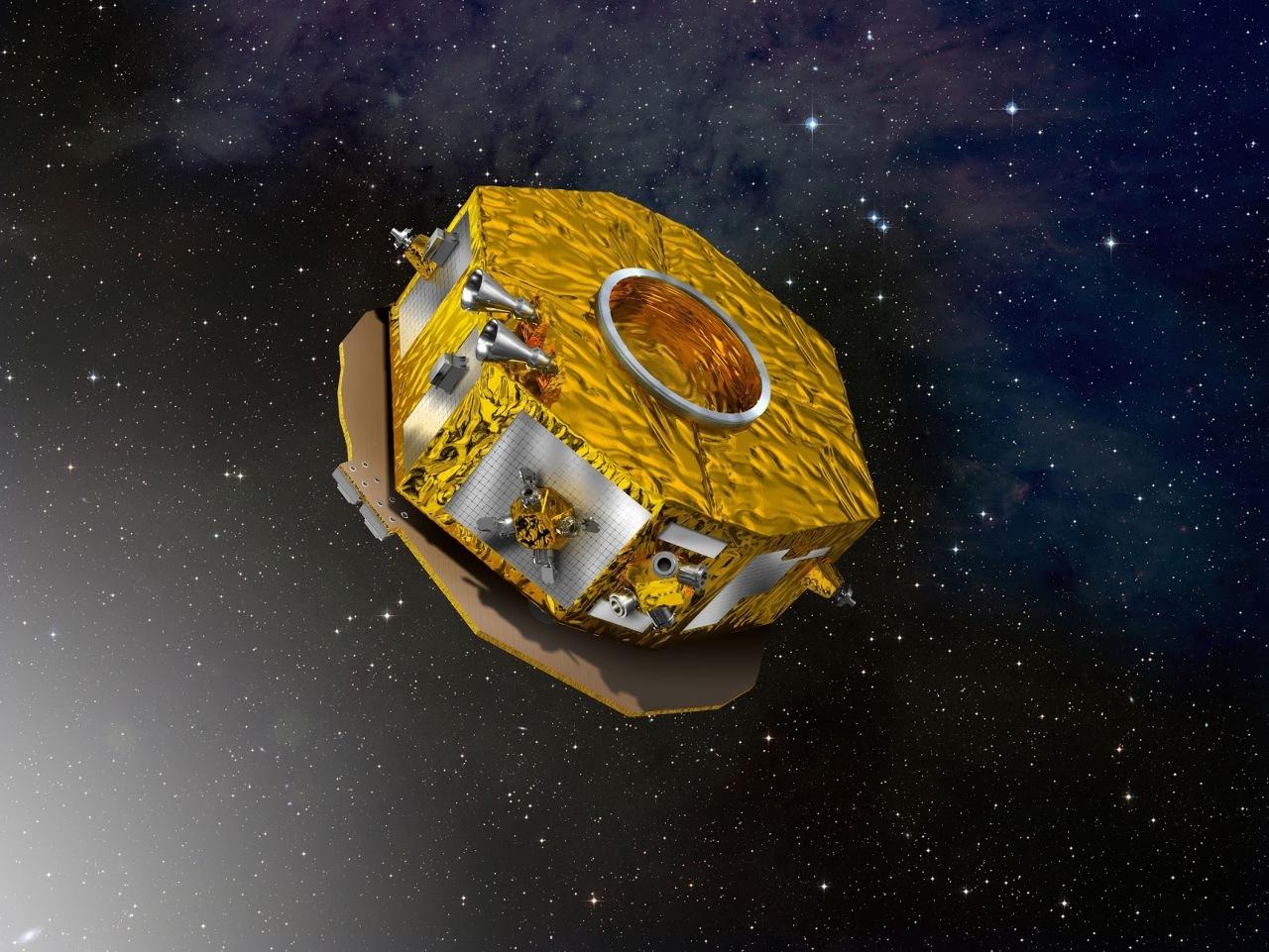 LISA Pathfinder valide les technologies d'eLISA
