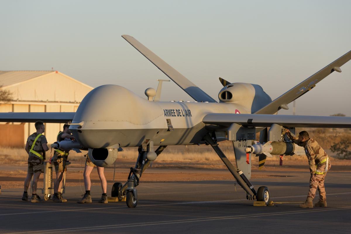 Défense : General Atomics pousse son drone MALE