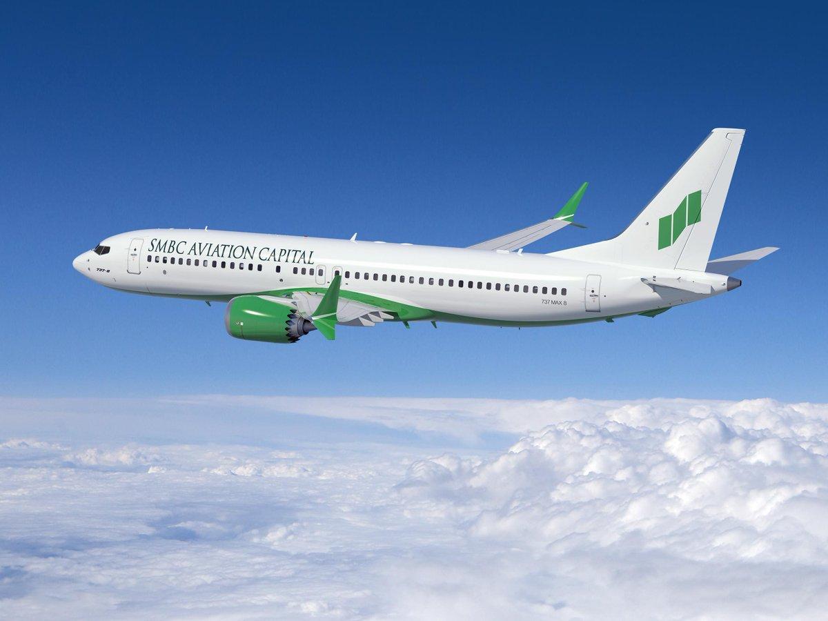 SMBC Capital repousse les livraisons de 68 Boeing 737 MAX à 2025-2027