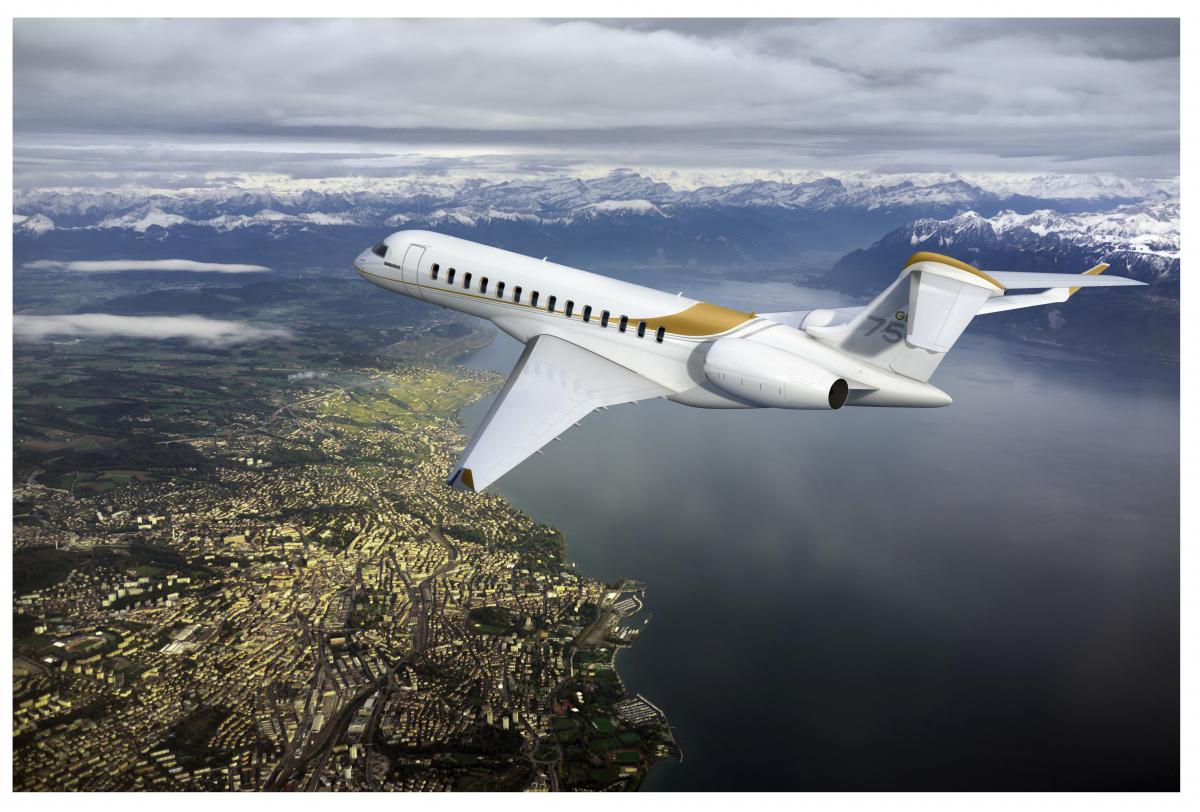 Bombardier vend ses activités aérostructures à Spirit Aerosystems