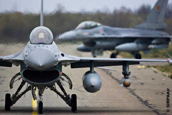La Belgique fixe les contours de son armée d'ici 2030, réduite à 34 avions de combat