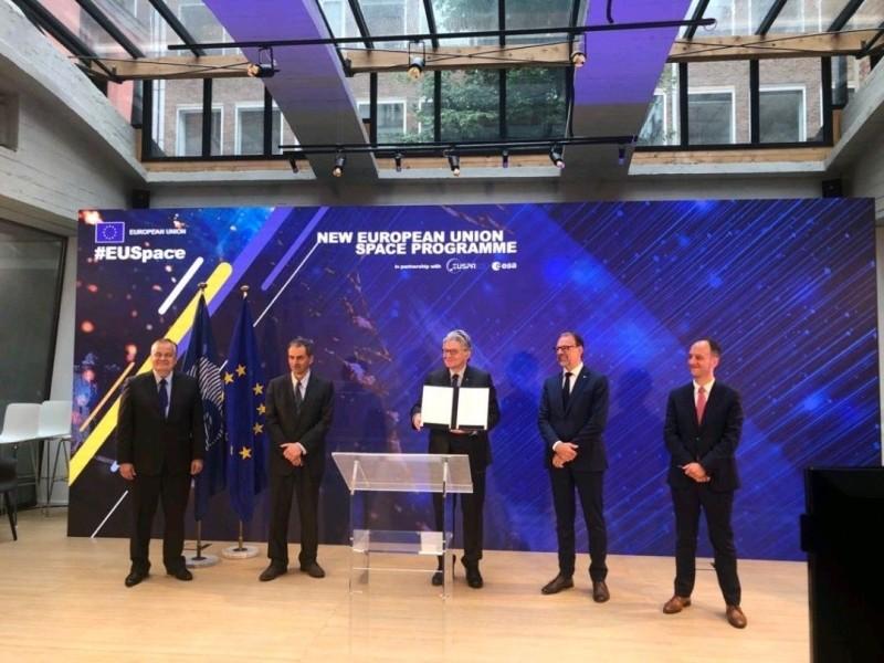 Europe spatiale : une gouvernance – a priori – clarifiée