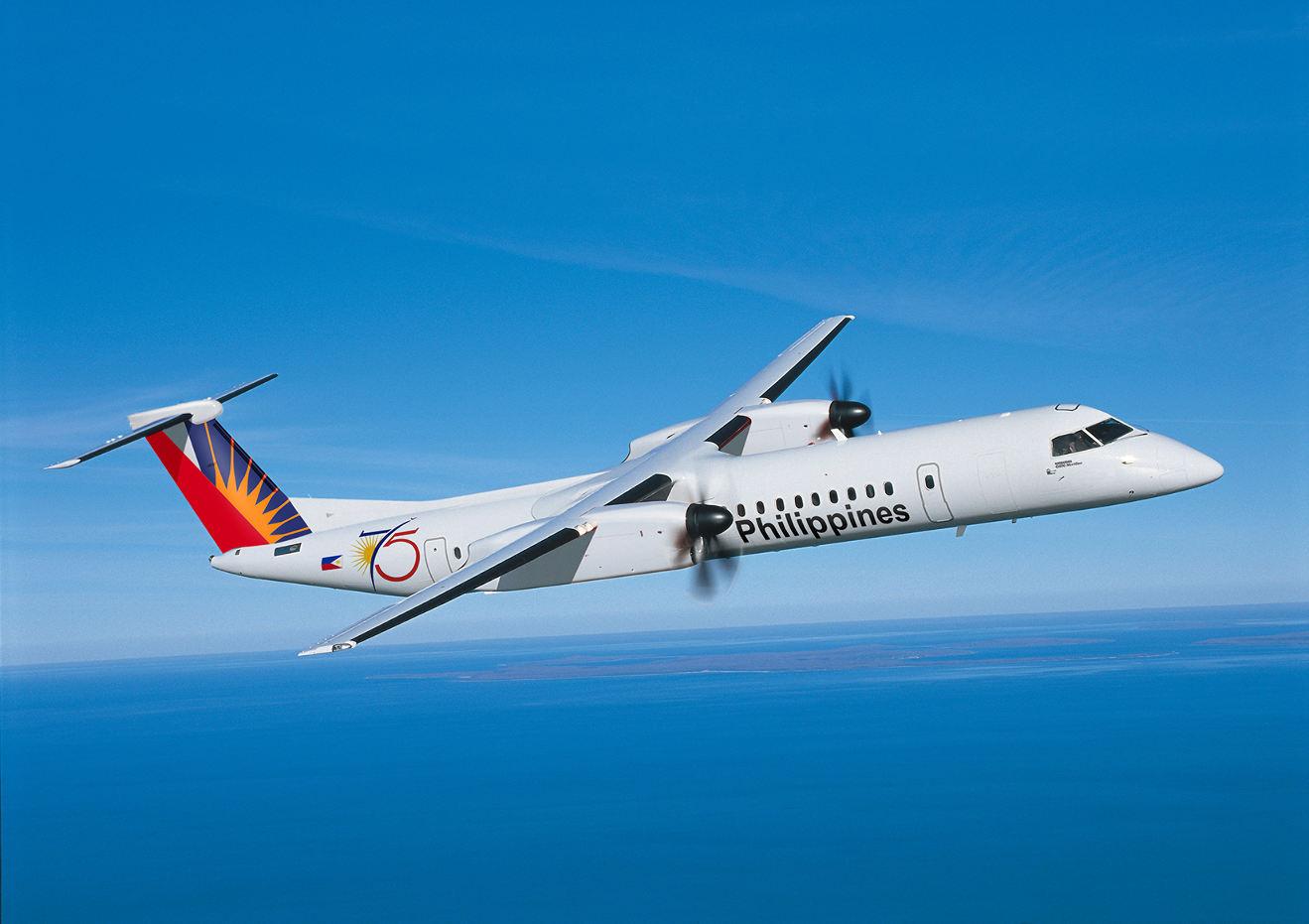 Philippine Airlines finalise sa commande avec Bombardier