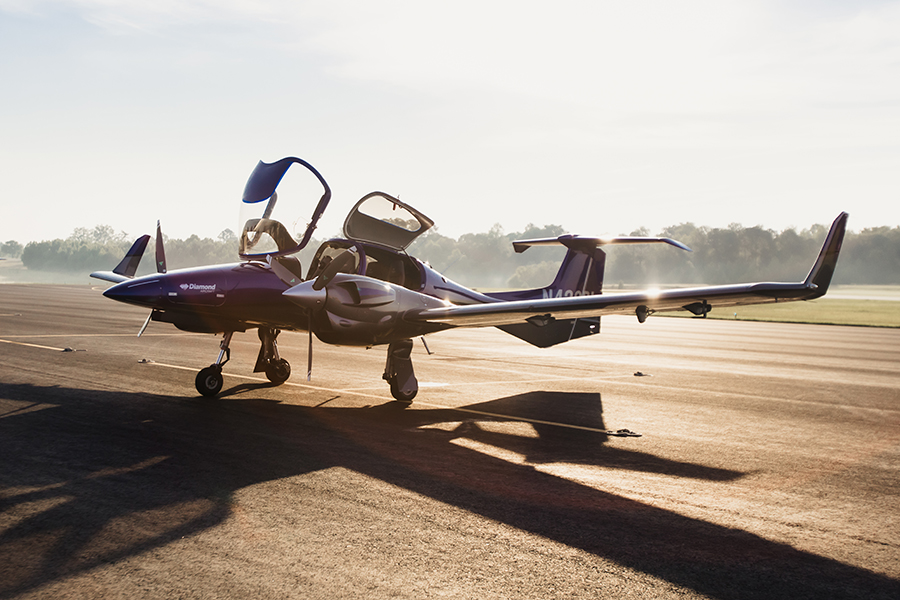 Blue Line Aviation signe pour 100 avions Diamond Aircraft
