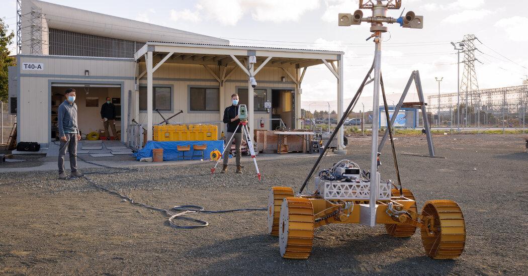 La sonde lunaire américaine Viper visera le cratère Nobili