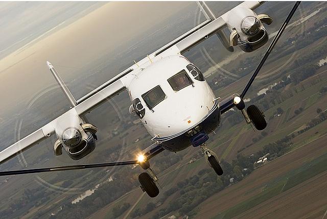 Des M28 Skytruck pour les parachutistes allemands