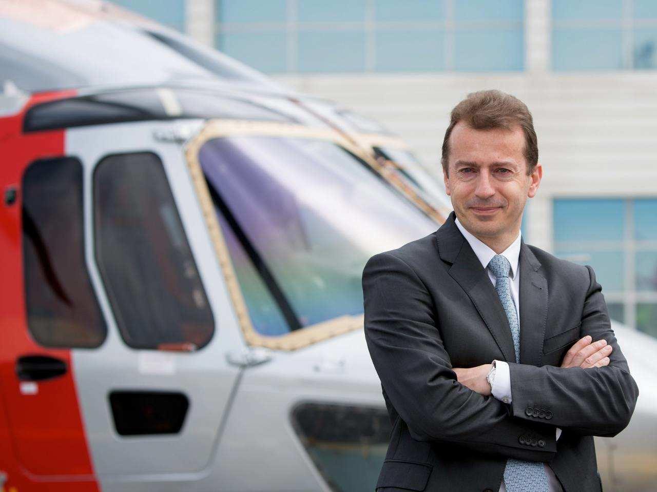 Airbus announces top management changes