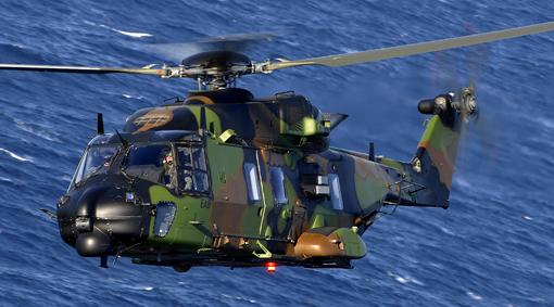 France: La DGA commande six NH90 TTH