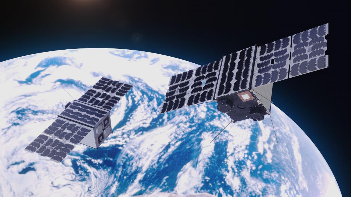 Thales Alenia Space embarque la startup toulousaine Anywaves sur la constellation Omnispace