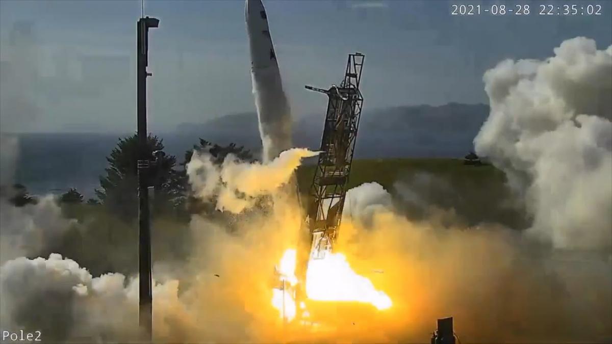 Astra Space rate son premier lancement commercial militaire