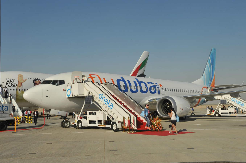 Boeing, flydubai sign $27bn 737 MAX deal