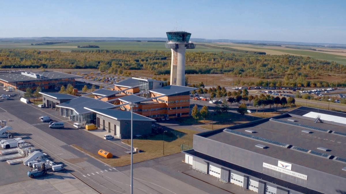 MRO : Tarmac Aerosave ouvre un quatrième site à Vatry