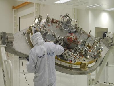 TAS-UK fournira le RCS d'ExoMars 2018