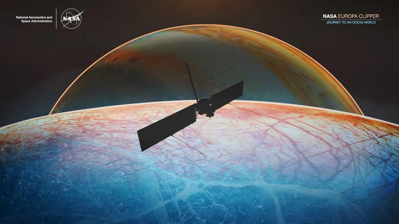 SpaceX lancera la sonde de la Nasa Europa Clipper en 2024