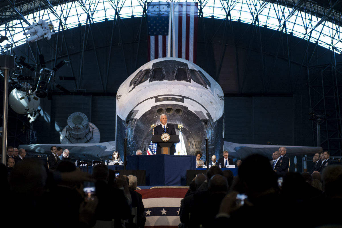 Les Etats-Unis promettent (à nouveau) la Lune