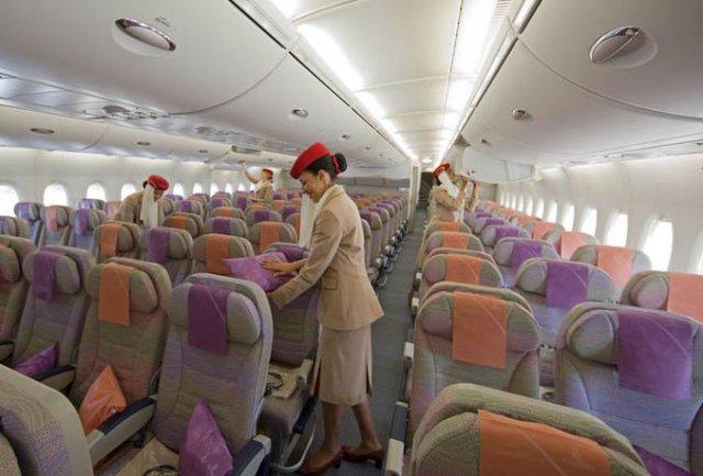Dubai Airshow 2015 : Emirates fait passer l'Airbus A380 à plus de 600 passagers