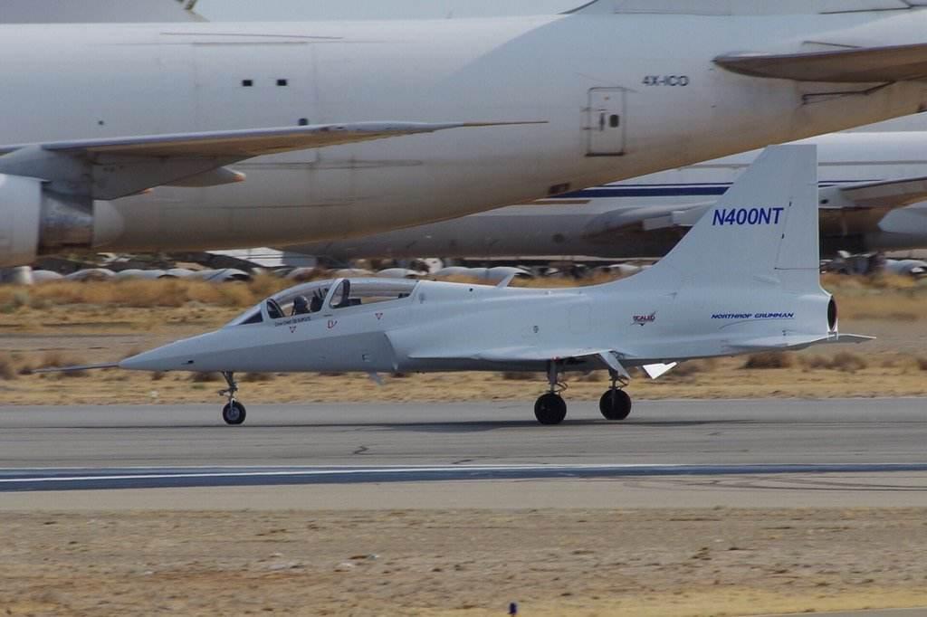 TX : la version de Northrop Grumman dévoilée