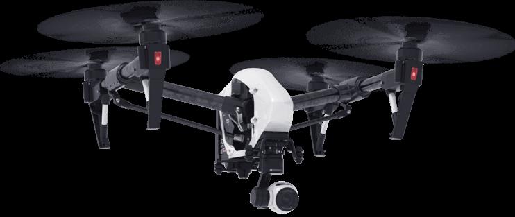 Des drones pour étudier les volcans