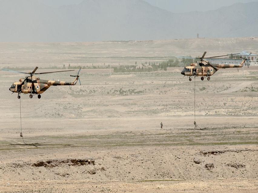 L'Algérie perd 12 militaires dans un crash d'hélicoptère