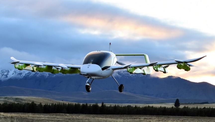 Boeing et Kitty Hawk forment la coentreprise Wisk